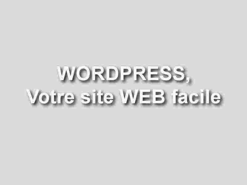 formation wordpress perfectionnement